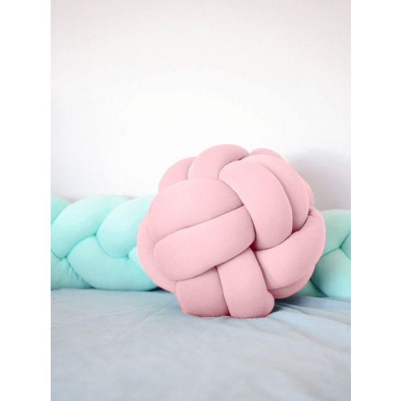 Luxury csomópárna - labda, pink