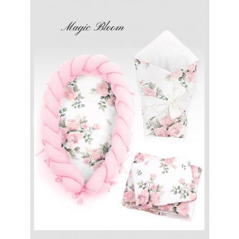 Luxury Magic Bloom 4in1 szett - pasztell rózsaszín