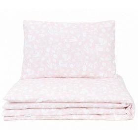 Erdei álom - pasztell rózsaszín