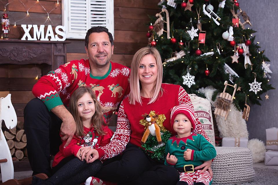 Nyerj egy Karácsonyi Családi mini fotózást!