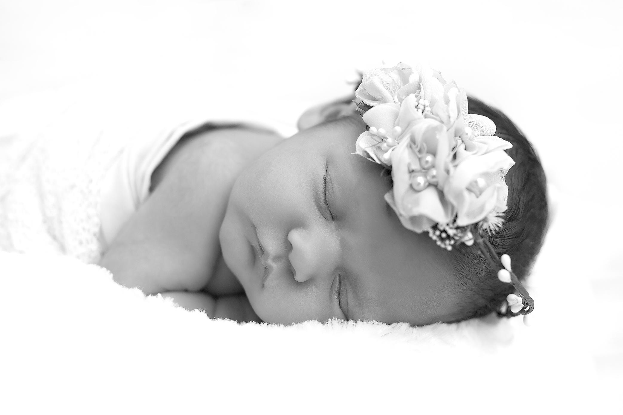 Az újszülött fotózás varázslata