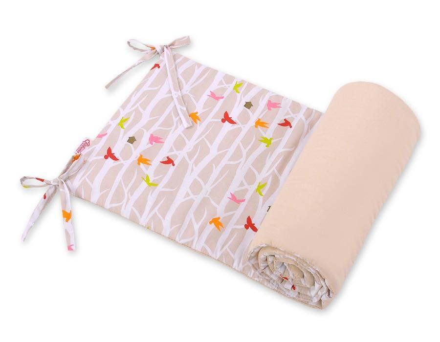 Sweet baby univerzális rácsvédő - Bézs ágak